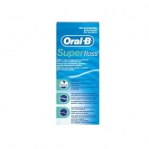 OralB Super Floss Seda Dental