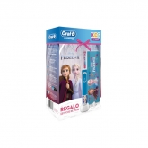 Oral-B Kids Toothbrush Rechargeable Braun Frozen II Set 2 Pieces