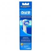 Oral-B Testine Di Ricambio Precision Clean 3 unità (eb 20-3 Precision Clean)