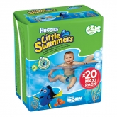 Huggies Little Swimmers Swim Pants Size 3-4 20 Units