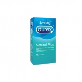 Durex Love Sex Natural Plus 12 Condoms
