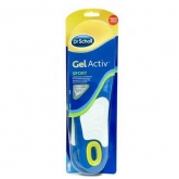 Sholl GelActiv Sport Insoles For Men Size 42-48