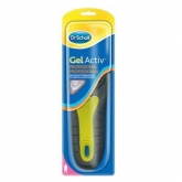 Scholl Gel Activ Work Insoles for Women Size 38-42