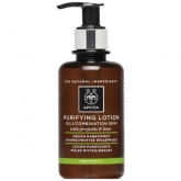 Apivita Purifying Tonic Lotion for Oily Combination Skin With Propolis And Citrus 200ml