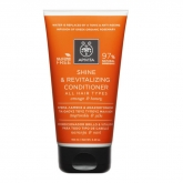 Apivita Shine And Revitalizing Conditioner With Orange And Honey 150ml