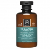Apivita Oil Balance Shampoo Pippermint And Propolis 250ml