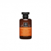 Apivita Shine And Revitalizing Shampoo With Orange And Honey 250ml