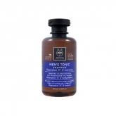 Apivita Mens Tonic Shampoo With Hippophae Tc And Rosemary 250ml