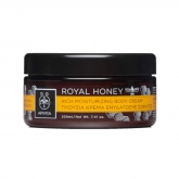 Apivita Royal Honey Body Scrub With Sea Salts 200ml