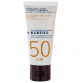 Korres Sunscreen Face Cream Yoghurt Spf50 50ml