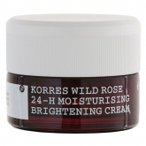 Korres Wild Rose 24-Hour Cream For Oily To Combination Skin 40ml