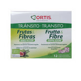 Ortis Double Action Fruit and Fiber 12dice