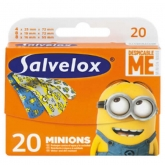 Salvelox Minions Children's Plasters 20 Unit