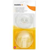 Medela Breast Shells For Sore Nipples 2 Pieces Size M