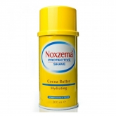 Noxzema Protective Shave Espuma Mantequilla De Cacao 300ml