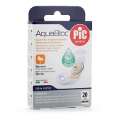 Pic Aquabloc Waterproof Plaster 19x72mm 20 Units