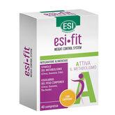 Esi Fit Activa El Metabolismo Complemento Alimenticio Con Cafeína 40 Comprimidos