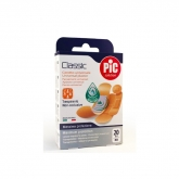 Pic Classic  Strip Plasters Mix 20 Units