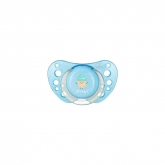 Chicco Physio Air Mr Wonderful Pacifier Silicone Blue 0-6m