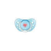 Chicco Physio Air Mr Wonderful Pacifier Silicone Blue 6-12m