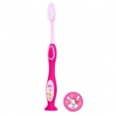 Chicco Milk Toothbrush Rose 3-6 Years