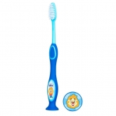 Chicco Milk Toothbrush Blue 3-6 Years
