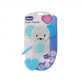 Chicco Fresh Friends Teether 3 In 1 Blue 4m+