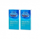 Durex Love Sex  Natural Plus 24 Units