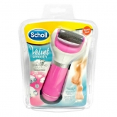 Scholl Velvet Smooth Diamont Crystals Electronic Pink Lime 1 Unit