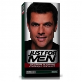 Just For Men Shampoo-in Haircolor Dark Brown Black 66ml