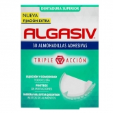 Algasiv Denture Fixative Seals 30 Uppers