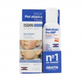 Isdin Nutratopic Facial Cream 50ml Set 2 Pieces