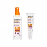 Sesderma Repaskin Body Spf50 200ml Set 2 Pieces 2018