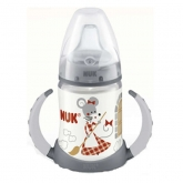Nuk Baby Bottle Entrena Érase Una Vez First Choice T2 Silicone 6-18 Months 150ml