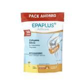 Epaplus Colágeno Silicio Hialurónico Y Magnesio Sabor Limón 668g