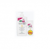 Sebamed Shower Oil 500ml + 200ml Gift Set 2 Pieces