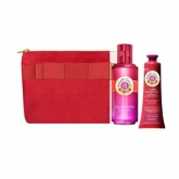 Roger & Gallet Ginbembre Rouge Fragant Wellbeing Water Spray 30ml Set 3 Pieces