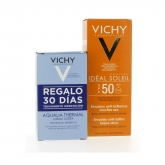 Vichy Idéal Soleil Mattifying Face Dry Touch Spf50 50ml Set 2 Pieces