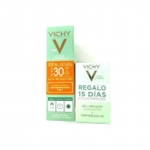 Vichy Idéal Soleil Anti Imperfections Treatment 3 In 1 Spf30 50ml Set 3 Pieces