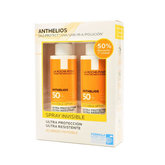 La Roche Posay Anthelios Invisible Spray Spf50 + Duplo 200ml