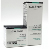 Galenic Purete Sublime Serum 30ml + Purete Sublime Peeling Renovateur 15ml Set 2 Pieces