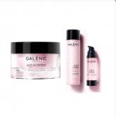 Galenic Aqua Infini Refreshing Cream 50ml Set 3 Pieces 2018