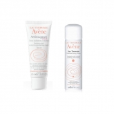 Avene Antirougeurs Day Cream Spf20 40ml Set 2 Pieces 2018