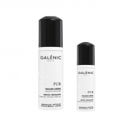 Galenic Pur Mousse Cream 150ml Set 2 Pieces 2018