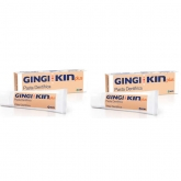 Gingi Kin Plus Pasta Dentífrica 2x125ml