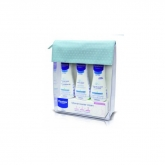 Mustela My Basic Blue Toilettry Bag Set 5 Pieces 2018