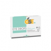 GSE Eye Drops Click Sterile Drops 10 Pipettes