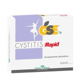 GSE Cystitis Rapid 30 Tablets