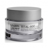 Martiderm Vital-Age Cream Spf15 Very Dry to Dry Skin 50ml