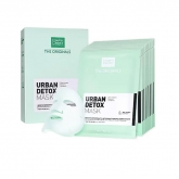 Martiderm The Originals Mascarilla Facial Urban Detox 10U
